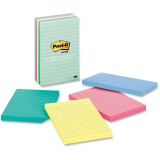 Post-it® Notes Original Notepads - Marseille Color Collection