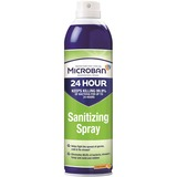 Microban Professional Sanitizing Spray
