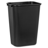 Rubbermaid Commercial Standard Series Wastebaskets