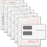 TOPS 5-part IRS 1099 Misc Laser Forms Tax Kit
