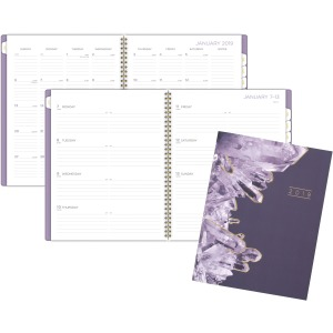 At-A-Glance Cambridge Crystal Monthly Planner