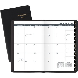 At-A-Glance Deluxe Monthly Pocket Planner