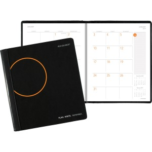 At-A-Glance Plan.Write.Remember. Monthly Planner and Notebook
