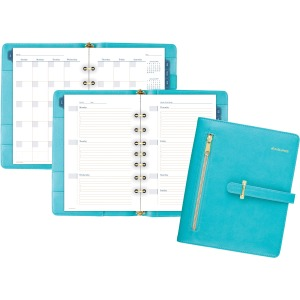 At-A-Glance Buckle Closure Undated Desk Start Set