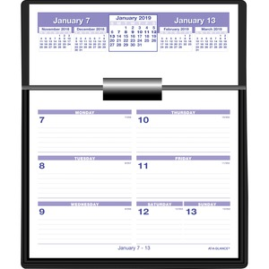 At-A-Glance Flip-A-Week Weekly Refill and Storage Base