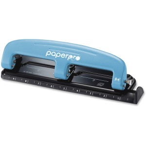 Bostitch EZ Squeeze™ 12 Three-Hole Punch