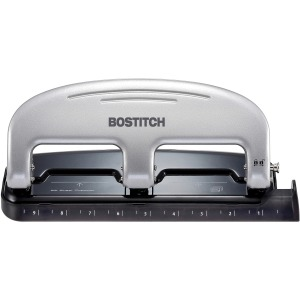Bostitch EZ Squeeze™ 20 Three-Hole Punch