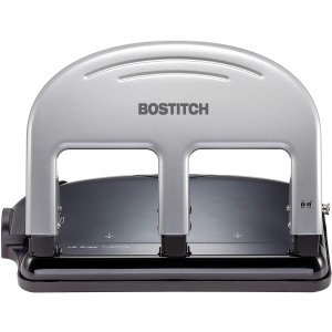 Bostitch EZ Squeeze™ 40 Three-Hole Punch