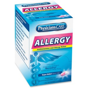 PhysiciansCare Allergy Relief Tablets