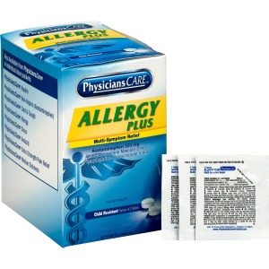 PhysiciansCare Allergy Plus Medication