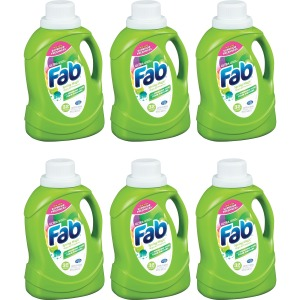 AJAX Fab Spring Magic Ultra Laundry Detergent
