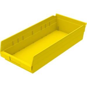 Akro-Mils Economical Storage Shelf Bins