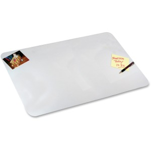 Artistic Eco-Clear Microban Desk Pads