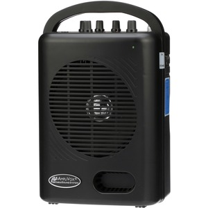 AmpliVox Dual Audio Pal Portable PA System