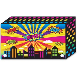 Ashley Superhero Design Index Card Holder