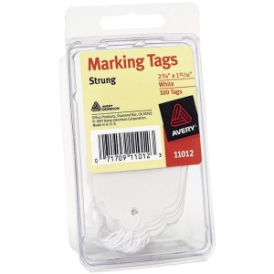 Avery® Strung Marking Tags