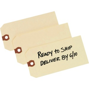 Avery® Shipping Tags - Unstrung