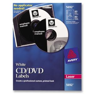 Avery® Optical Disc Label