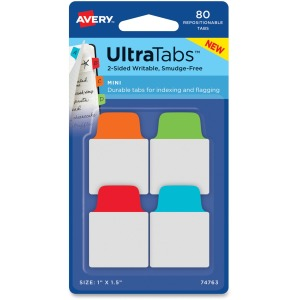 Avery® Mini Ultra Tabs