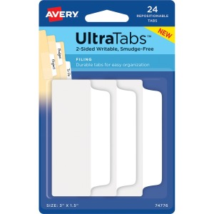 Avery® UltraTabs Filing Tabs