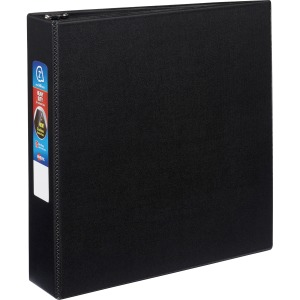 "Avery® 2"" Heavy Duty Binder, One-Touch EZD Ring, Black, 540 Sheets"