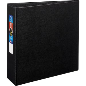 "Avery® 3"" Heavy-Duty Binder, One-Touch EZD Ring, Black, 670 Sheets"