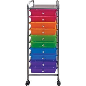 Advantus 10-drawer Organizer