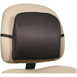 Advantus Memory Foam Massage Lumbar Cushion