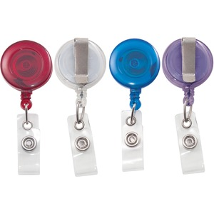 Advantus ID Card Retractable Reel
