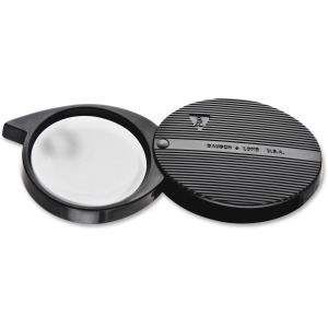Bausch + Lomb Single-lens 4X Pocket Magnifier
