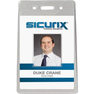 SICURIX Proximity Badge Holder