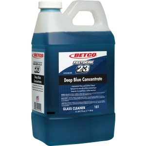 Betco FASTDRAW 23 Deep Blue Glass Cleaner