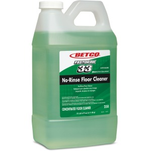 Betco FASTDRAW 33 No-Rinse Floor Cleaner