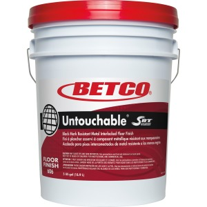 Betco Untouchable SRT Floor Finish