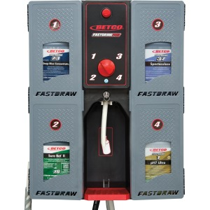 Betco FastDraw 4 Product Chemical System