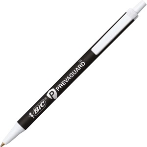 BIC PrevaGuard Clic Stic Antimicrobial Ballpoint Pen