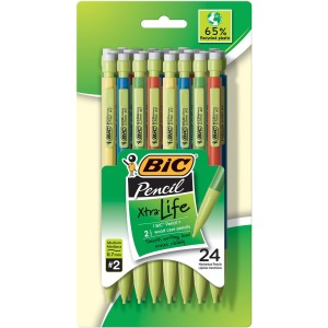 BIC Recycled 0.7mm Mechanical Pencils