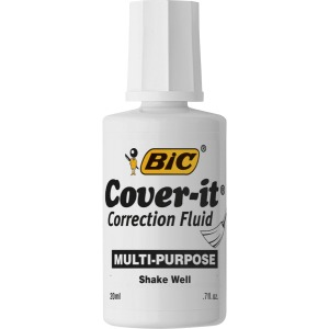 BIC Cover-it Correction Fluid