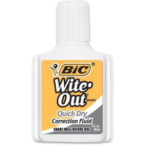 Wite-Out Quick Dry Correction Fluid