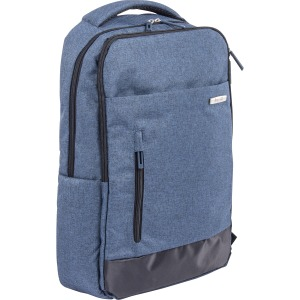 "bugatti Carrying Case (Backpack) for 15.6"" Notebook - Blue"