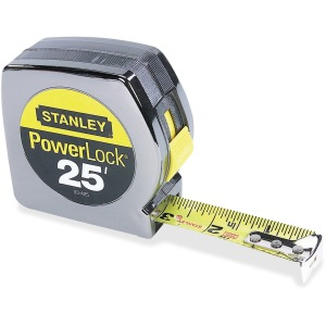 Stanley PowerLock Tape Rule