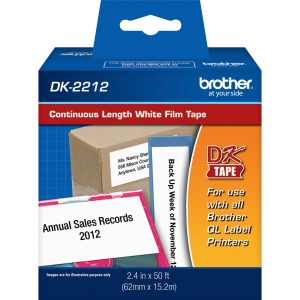 Brother DK2212 - Continuous Length Film Tape