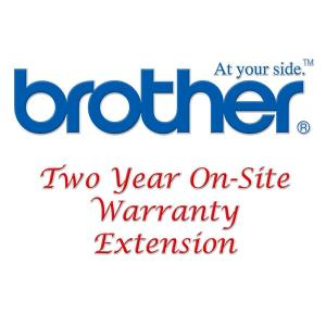 Brother Warranty/Support - 2 Year Extended Service (Upgrade) - Warranty