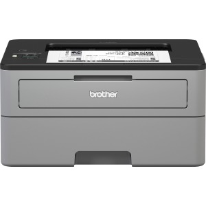 Brother HL-L2350DW Monochrome Compact Laser Printer with Wireless and Duplex Printing