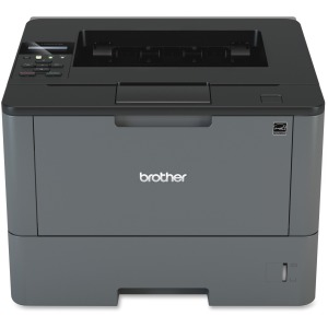 Brother Business Laser Printer HL-L5200DW - Monochrome - Duplex