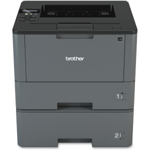 Brother Business Laser Printer HL-L5200DWT - Monochrome - Duplex Printing