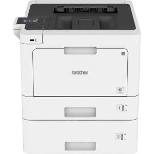 Brother Business Color Laser Printer HL-L8360CDWT - Wireless Networking - Dual Trays