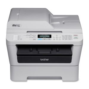 Brother MFC-7360N Laser Multifunction Printer - Monochrome - Plain Paper Print - Desktop