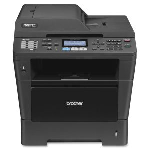Brother MFC-8510DN Laser Multifunction Printer - Monochrome - Plain Paper Print