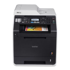 Brother MFC-9460CDN Laser Multifunction Printer - Color - Plain Paper Print - Desktop